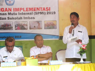 Gelar Kegiatan PISPMI, SDN Talabiu Harapkan Penambahan Sapras