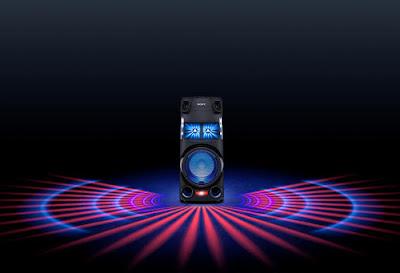El V83D, el nuevo equipo de audio de Sony