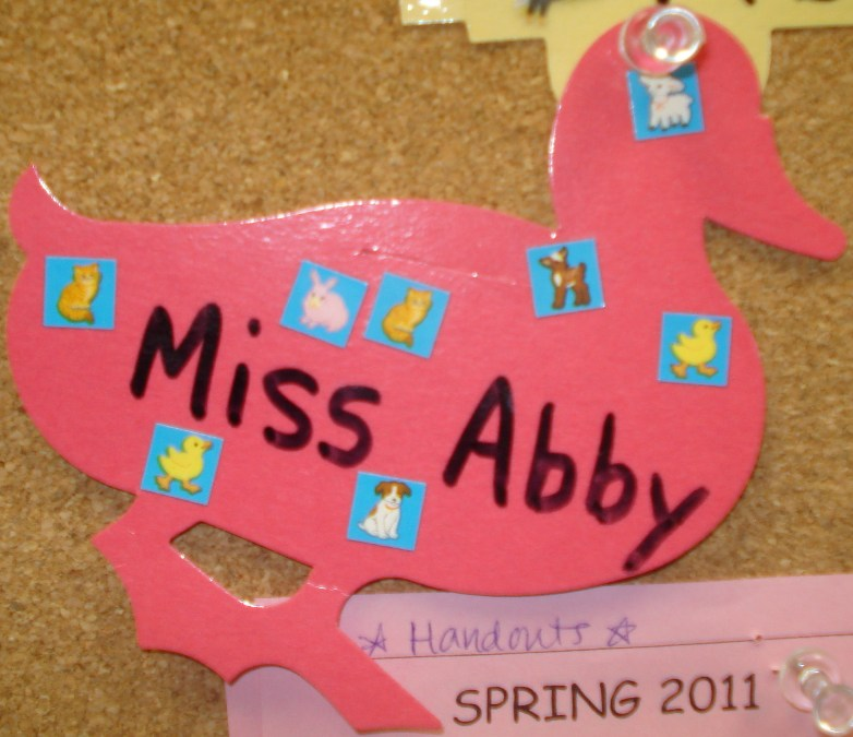 A Look Back at Spring Storytime - Abby the Librarian
