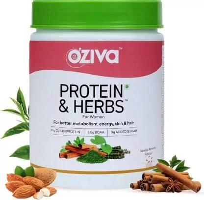 Oziva protein and herbs benefits in hindi | oziva protein powder in hindi