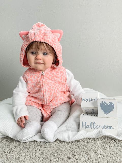 Baby Halloween costume #babyhalloweencostume