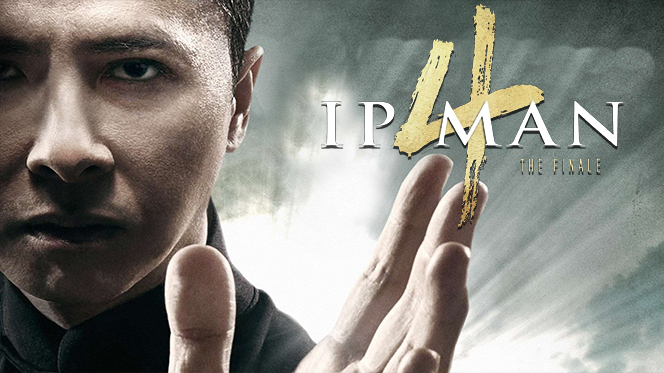 Ip Man 4, The Finale (2019) BRRip 1080p Subtitulado