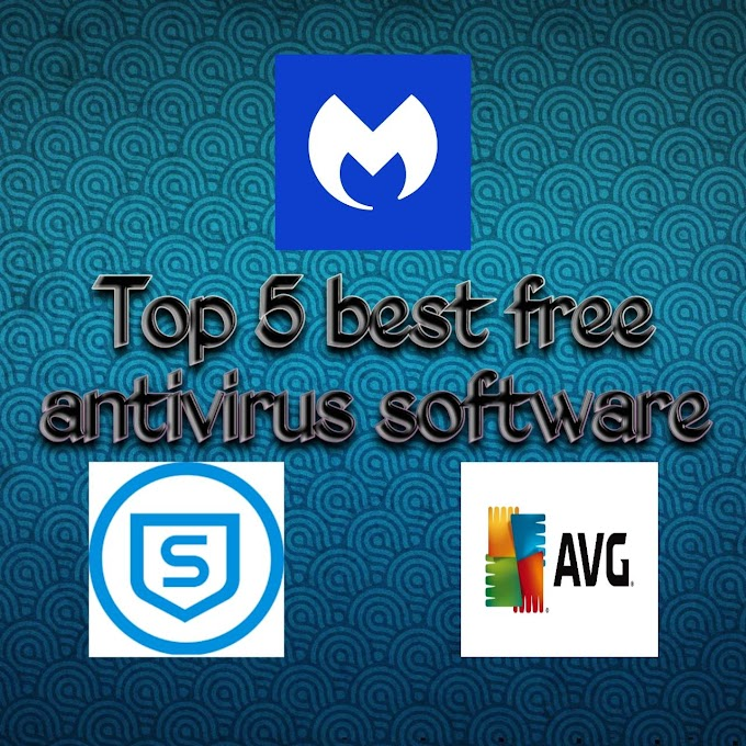 Top 5 best free antivirus software In 2020