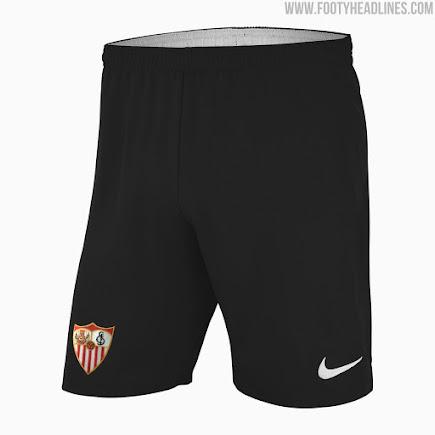Sevilla 21 22 Home Away Third Kits Released Footy Headlines
