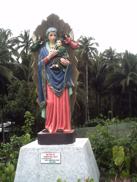 Our Lady of Perpetual Help in Kamay ni Hesus Shrine