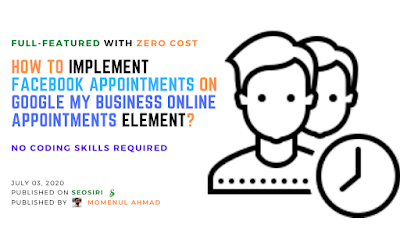 Online Appointments Implementation