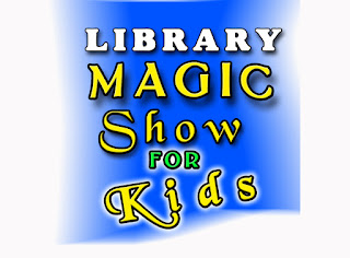 Seffner FL Library Magic Show