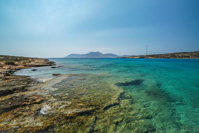Pori bay-Baie de Pori-Koufonissia-Pano Koufonissi-Cyclades