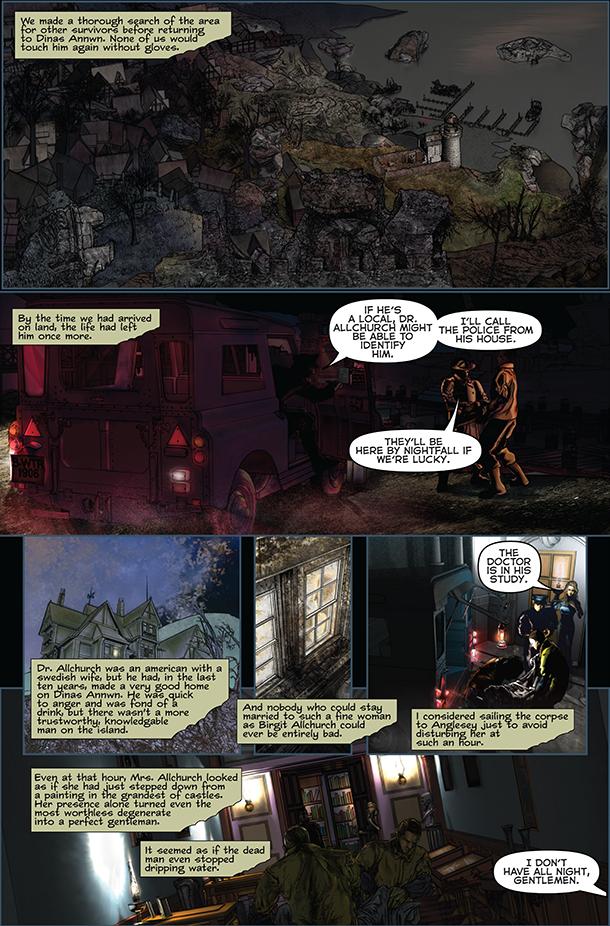 Classic Horror Comics - 10