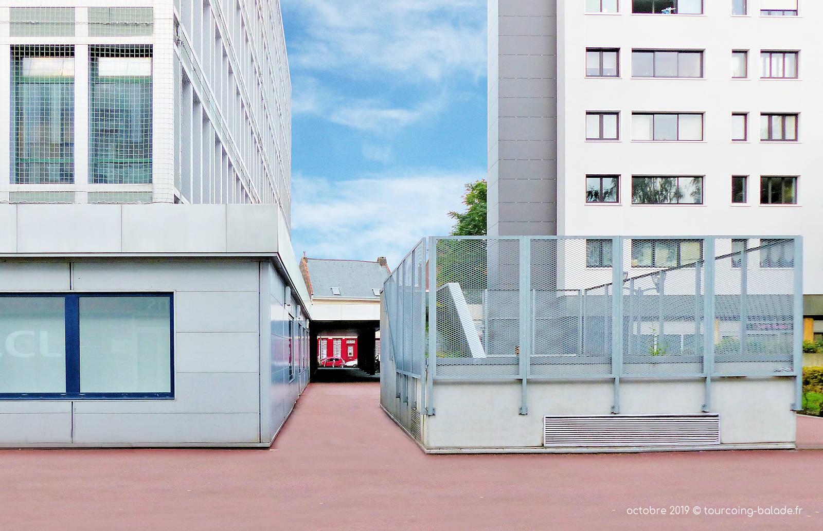 Notaires Adrover Huet Hibon, Tourcoing - Promenade de la Fraternité