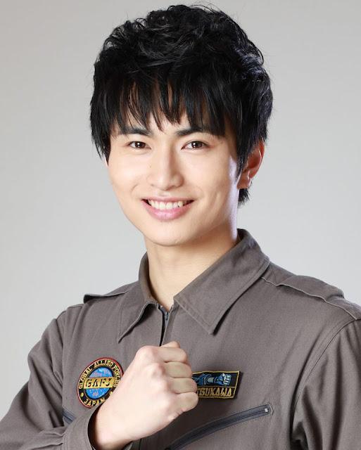 Ultraman Zett Haruki Natsukawa