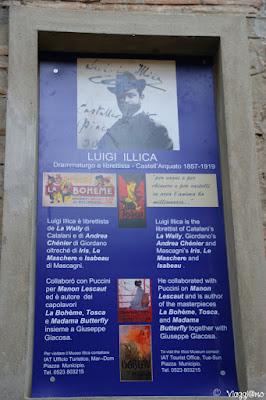 Museo e casa di Luigi Illica