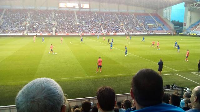 Wigan and Everton pre-season friendly, July 2019
