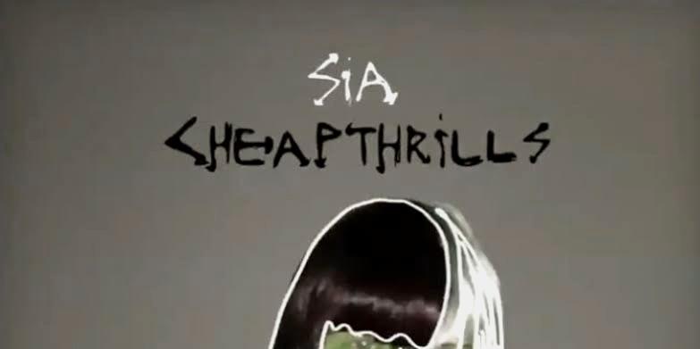 Cheap Thrills Lyrics -  Sia ft. Sean Paul