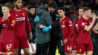 siaran langsung Liverpool vs MU