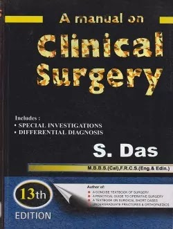 Download Manual on Clinical Surgery 13th Edition PDF