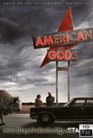 American Gods Temporada 1 [720p] [Latino-Ingles] [MEGA]