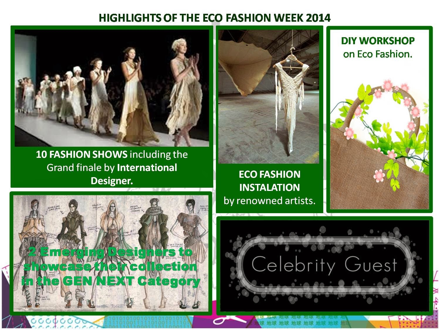 eco fashion week india - highlight
