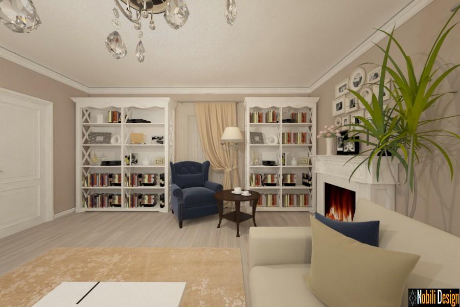 Portofoliu design interior case vile la cheie - Arhitect design interior Pitesti