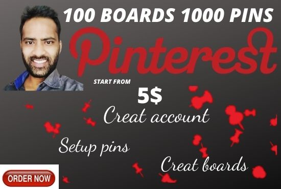 Pinterest Marketing - Get High Quality Traffic Super Fast
