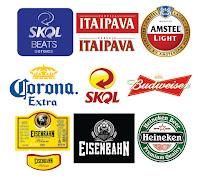 Logo Cerveja Vetor Rotulo