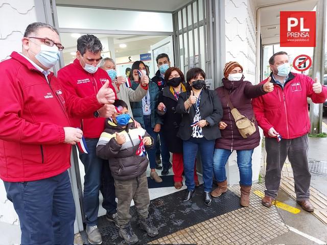 IPS inclusivo es inaugurado en Ancud