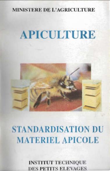 Standardisation du materiel apicole - WWW.VETBOOKSTORE.COM