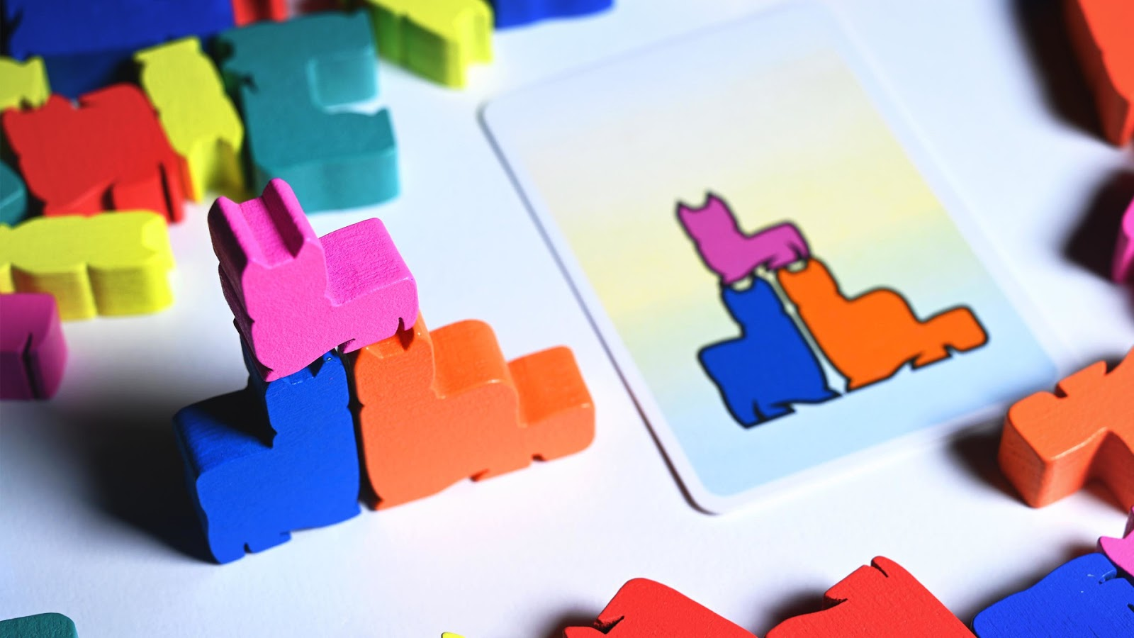 Kittin Boardgame Kickstarter Review - Cards
