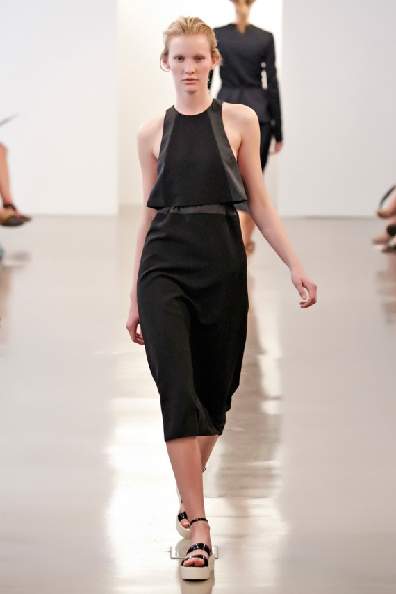 Calvin Klein Resort 2012 Womens Wear