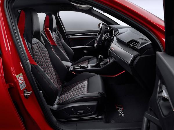 Novo Audi RS-Q3 2022 - Brasil