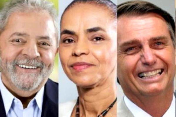 3 CANDIDATOS DISPUTAM À PRESIDÊNCIA DA REPÚBLICA – 5 CANDIDATOS DISPUTAM O GOVERNO DO PARÁ - VEJA