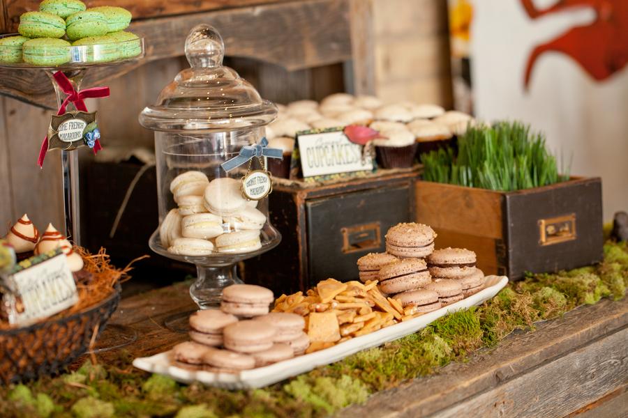 Wedding Sweet Tables Dessert Station Themes Tips Fruits: Themed Wedding Dessert Buffet Inspiration