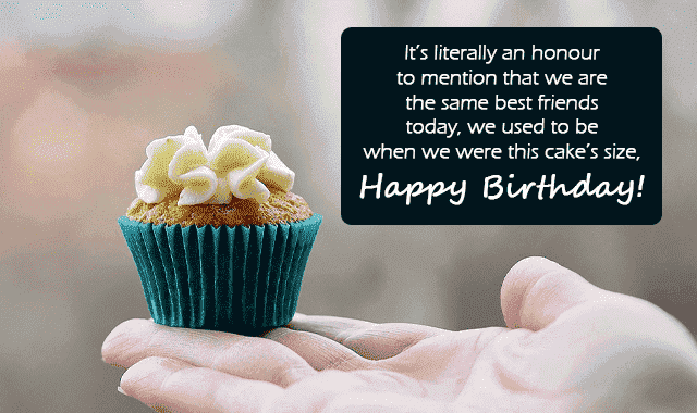 simple birthday wishes for friend male