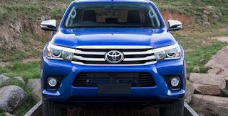 Toyota Hilux 2019 Modèles, date de sortie, redéfinition, prix et spécifications Rumeurs - Toyota Hilux 2019