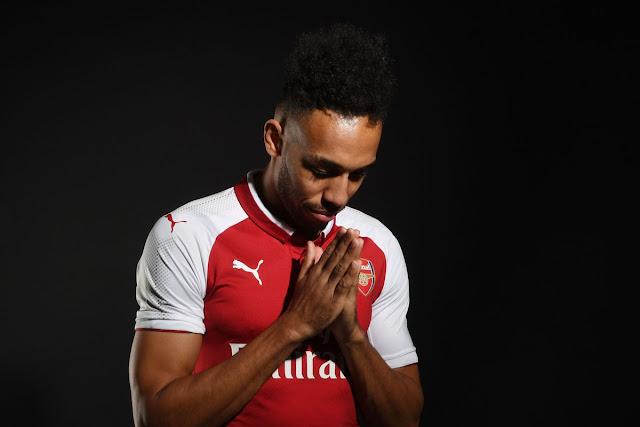 Pierre Emerick Aubameyang Hapus Foto Atribut Arsenal Di Instagramnya