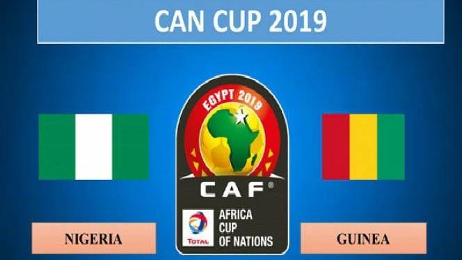 مشاهدة مباراة نيجيريا و غينيا 26-06-2019 كأس أمم إفريقيا