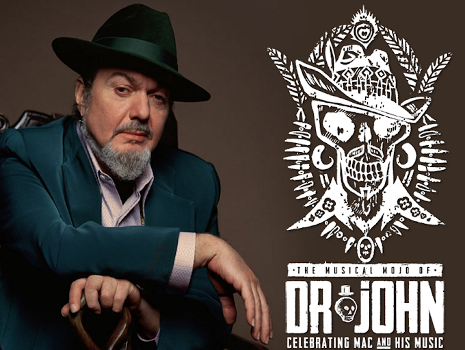 The Musical Mojo of Dr. John: A Celebration of Mac & His Music on AXS TV
