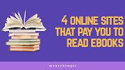 4 online sites that pay you to read books