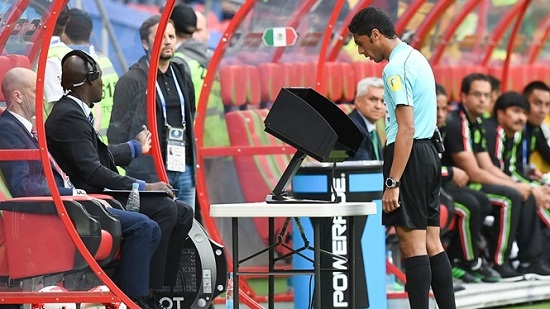 Công nghệ hiện đại VAR giúp World Cup 2018 Fair-Play hơn.