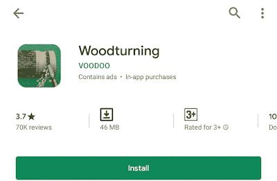 woodturning error tidak bisa dibuka
