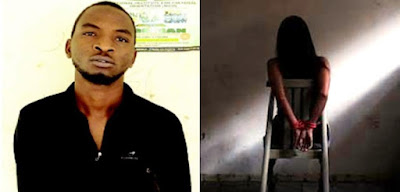 BUSTED!!! Man Nabbed After Kidnapping Sister To Raise Money For Lover