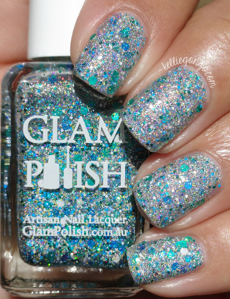 Glam Polish Luigi Number One!