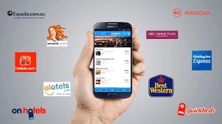 aplikasi memesan hotel online