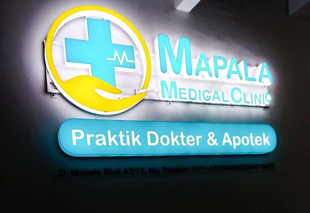 Periksa telinga di mapala medical clinic Makassar