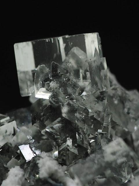 fluorite Xianghualing Mine, Hunan Province, China