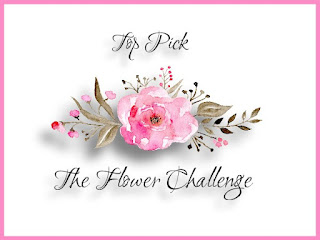 The Flower Challenge - October 2018