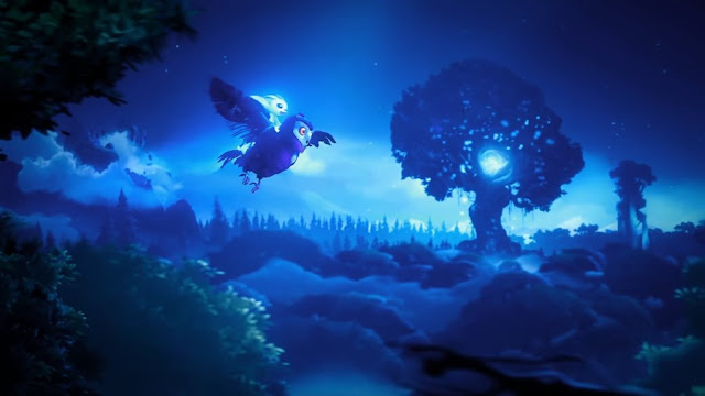 Screenshot Gameplay Ori and the Will of the Wisps PC