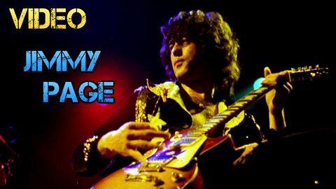 Vídeo Biografía Jimmy Page