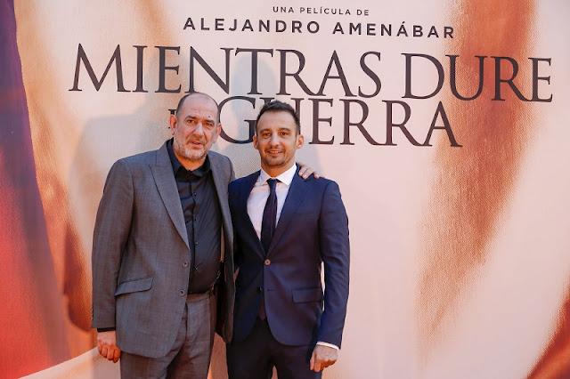 protagonista, Karra Elejalde, director, Alejandro Amenábar