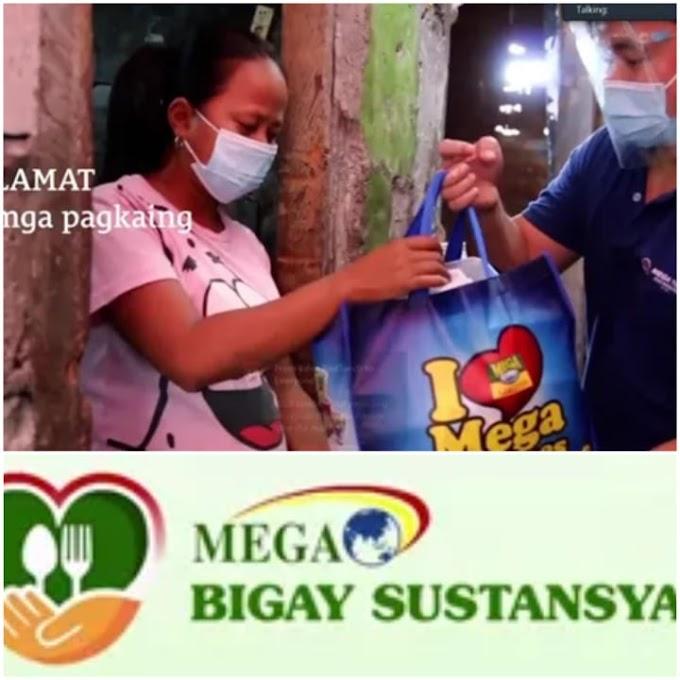 3rd straight year of Malasakit from Mega Global's Mega Bigay Sustansya Program